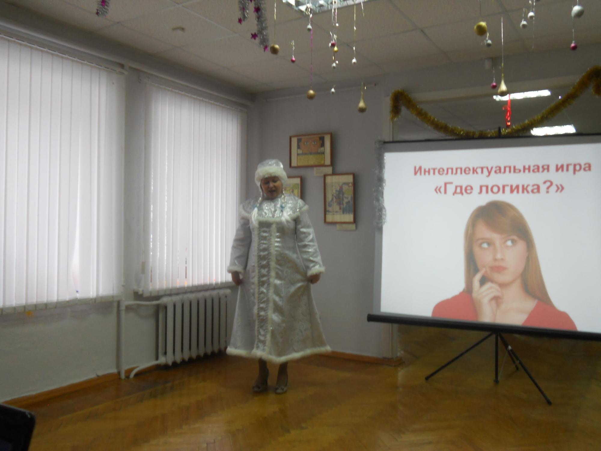 Новый год  в Спасском музее